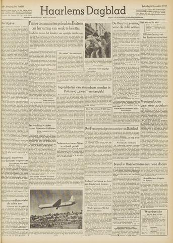 Haarlem's Dagblad 1947-12-06
