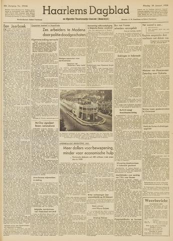 Haarlem's Dagblad 1950-01-10