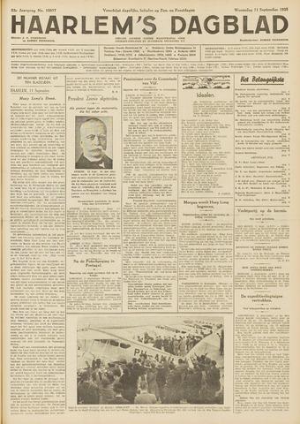 Haarlem's Dagblad 1935-09-11