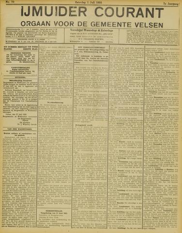 IJmuider Courant 1922-07-01