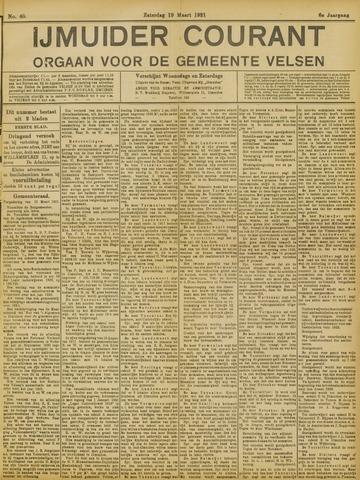 IJmuider Courant 1921-03-19
