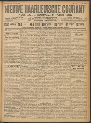 Nieuwe Haarlemsche Courant 1914-03-18