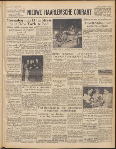 Nieuwe Haarlemsche Courant 1951-10-08