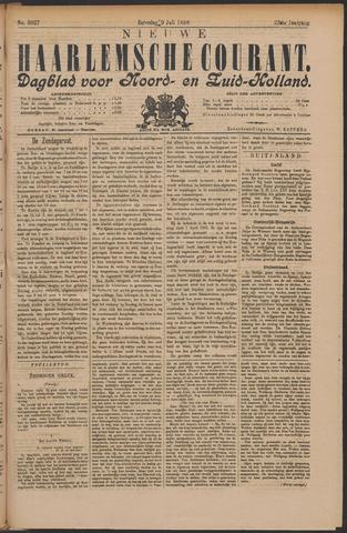 Nieuwe Haarlemsche Courant 1898-07-09