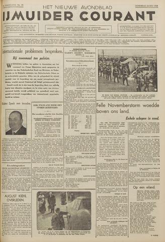 IJmuider Courant 1938-11-24