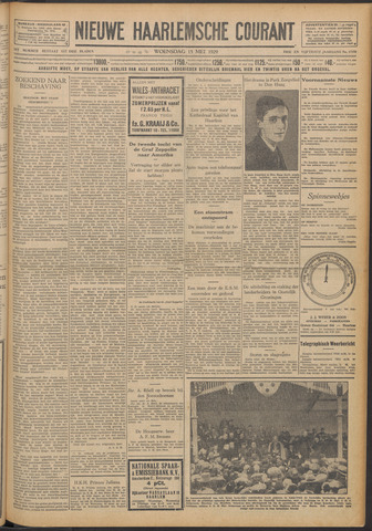 Nieuwe Haarlemsche Courant 1929-05-15