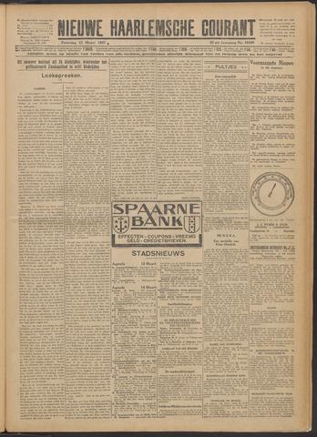 Nieuwe Haarlemsche Courant 1927-03-12