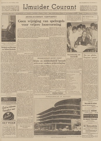 IJmuider Courant 1959-10-23