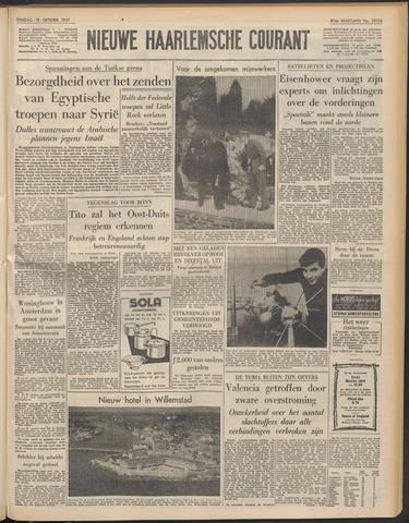 Nieuwe Haarlemsche Courant 1957-10-15