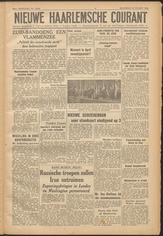 Nieuwe Haarlemsche Courant 1946-03-25