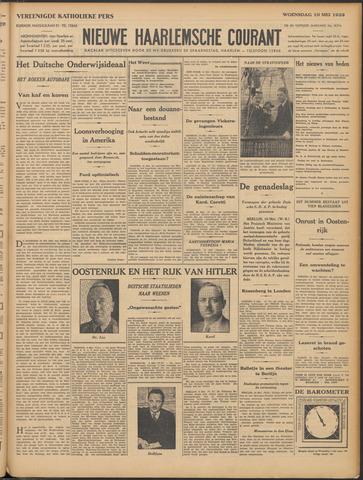 Nieuwe Haarlemsche Courant 1933-05-10
