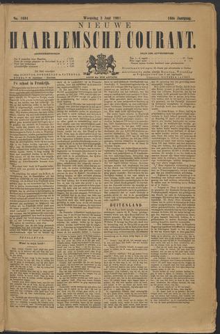 Nieuwe Haarlemsche Courant 1891-06-03