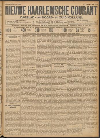 Nieuwe Haarlemsche Courant 1909-08-30