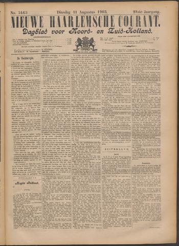 Nieuwe Haarlemsche Courant 1903-08-11