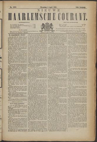 Nieuwe Haarlemsche Courant 1891-04-08