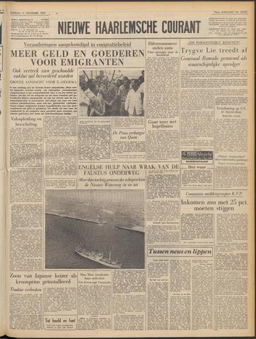 Nieuwe Haarlemsche Courant 1952-11-11