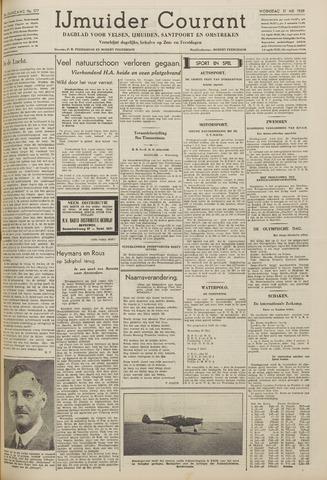 IJmuider Courant 1939-05-31