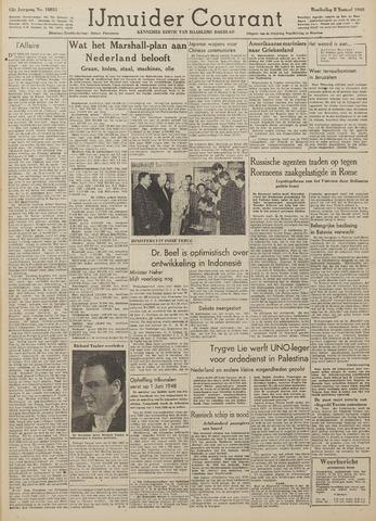 IJmuider Courant 1948-01-08