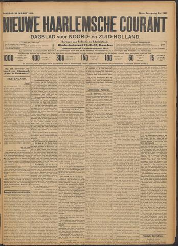Nieuwe Haarlemsche Courant 1910-03-29