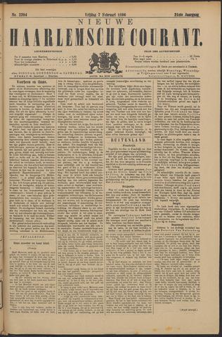 Nieuwe Haarlemsche Courant 1896-02-07