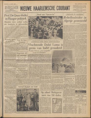 Nieuwe Haarlemsche Courant 1959-03-31