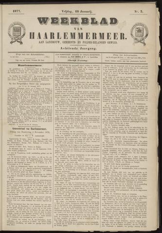 Weekblad van Haarlemmermeer 1877-01-19