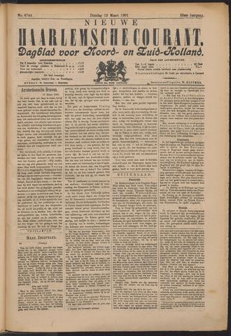 Nieuwe Haarlemsche Courant 1901-03-19
