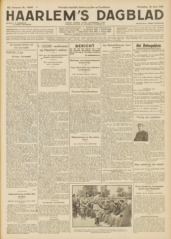 Haarlem's Dagblad 1935-06-19