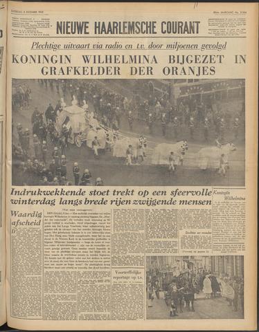 Nieuwe Haarlemsche Courant 1962-12-08