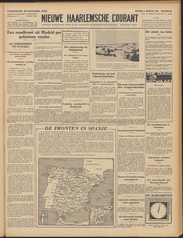 Nieuwe Haarlemsche Courant 1936-08-08