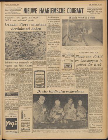 Nieuwe Haarlemsche Courant 1963-10-08