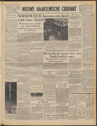 Nieuwe Haarlemsche Courant 1951-08-09