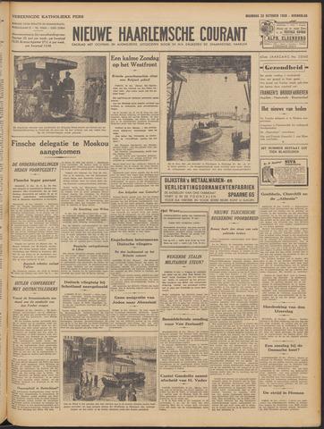 Nieuwe Haarlemsche Courant 1939-10-23