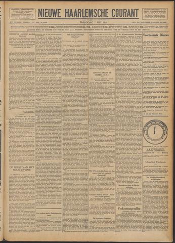 Nieuwe Haarlemsche Courant 1928-05-07
