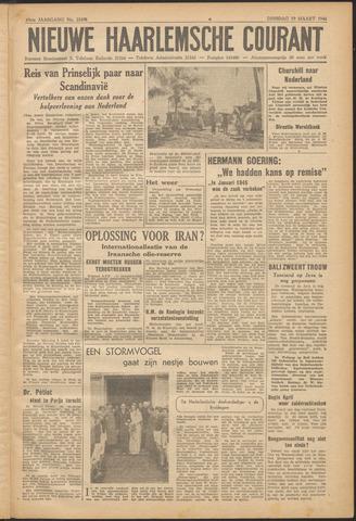 Nieuwe Haarlemsche Courant 1946-03-19