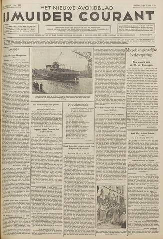 IJmuider Courant 1938-10-11