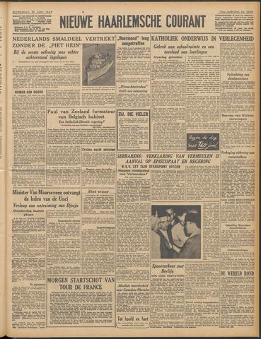 Nieuwe Haarlemsche Courant 1949-06-29