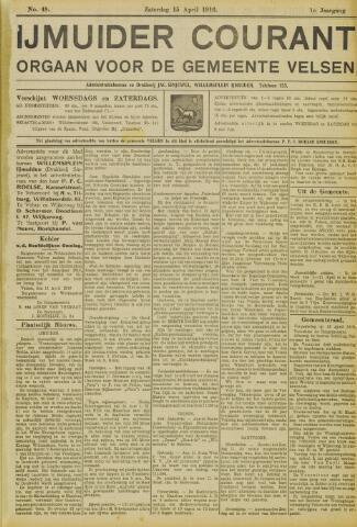 IJmuider Courant 1916-04-12