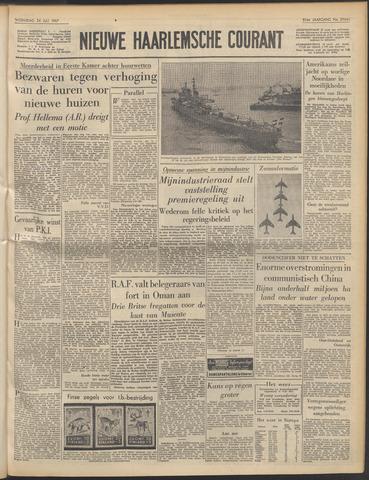 Nieuwe Haarlemsche Courant 1957-07-24