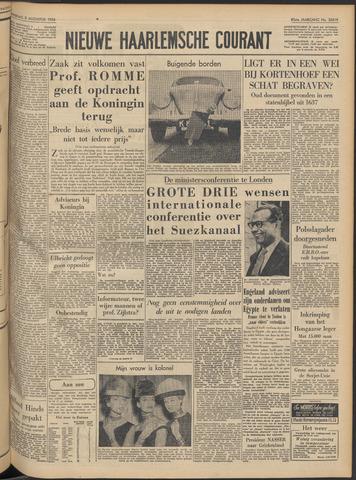 Nieuwe Haarlemsche Courant 1956-08-02