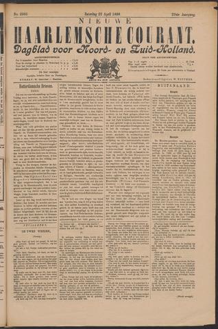Nieuwe Haarlemsche Courant 1898-04-23