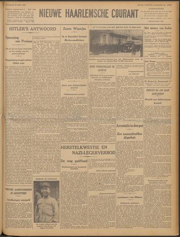 Nieuwe Haarlemsche Courant 1932-04-18