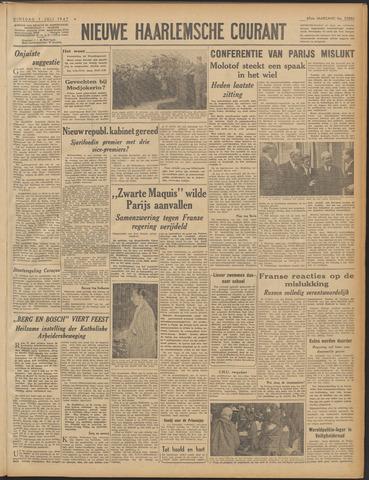 Nieuwe Haarlemsche Courant 1947-07-01