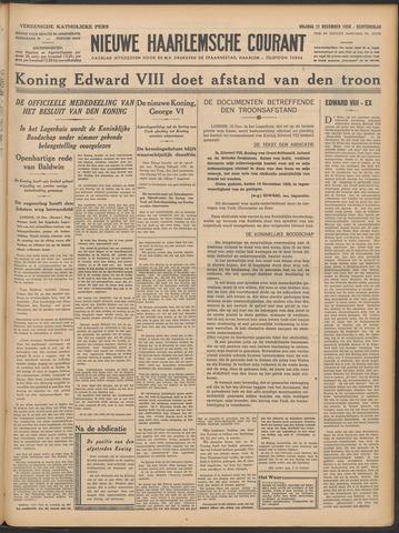 Nieuwe Haarlemsche Courant 1936-12-11