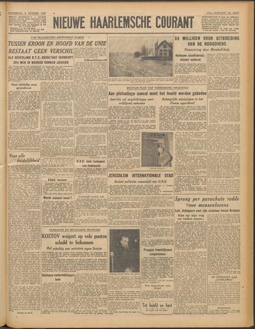Nieuwe Haarlemsche Courant 1949-12-08