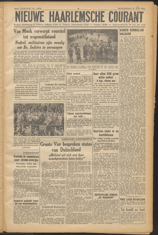 Nieuwe Haarlemsche Courant 1946-07-11