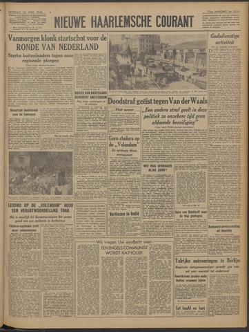 Nieuwe Haarlemsche Courant 1948-04-24