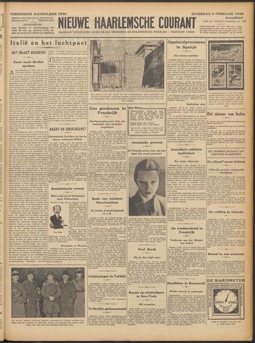 Nieuwe Haarlemsche Courant 1935-02-09