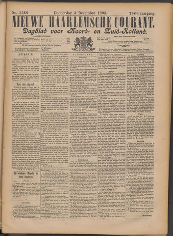 Nieuwe Haarlemsche Courant 1903-12-03