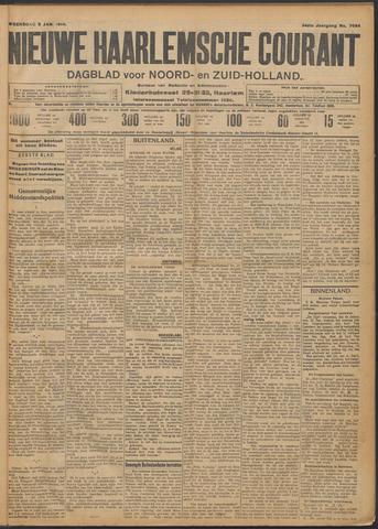 Nieuwe Haarlemsche Courant 1910-01-05
